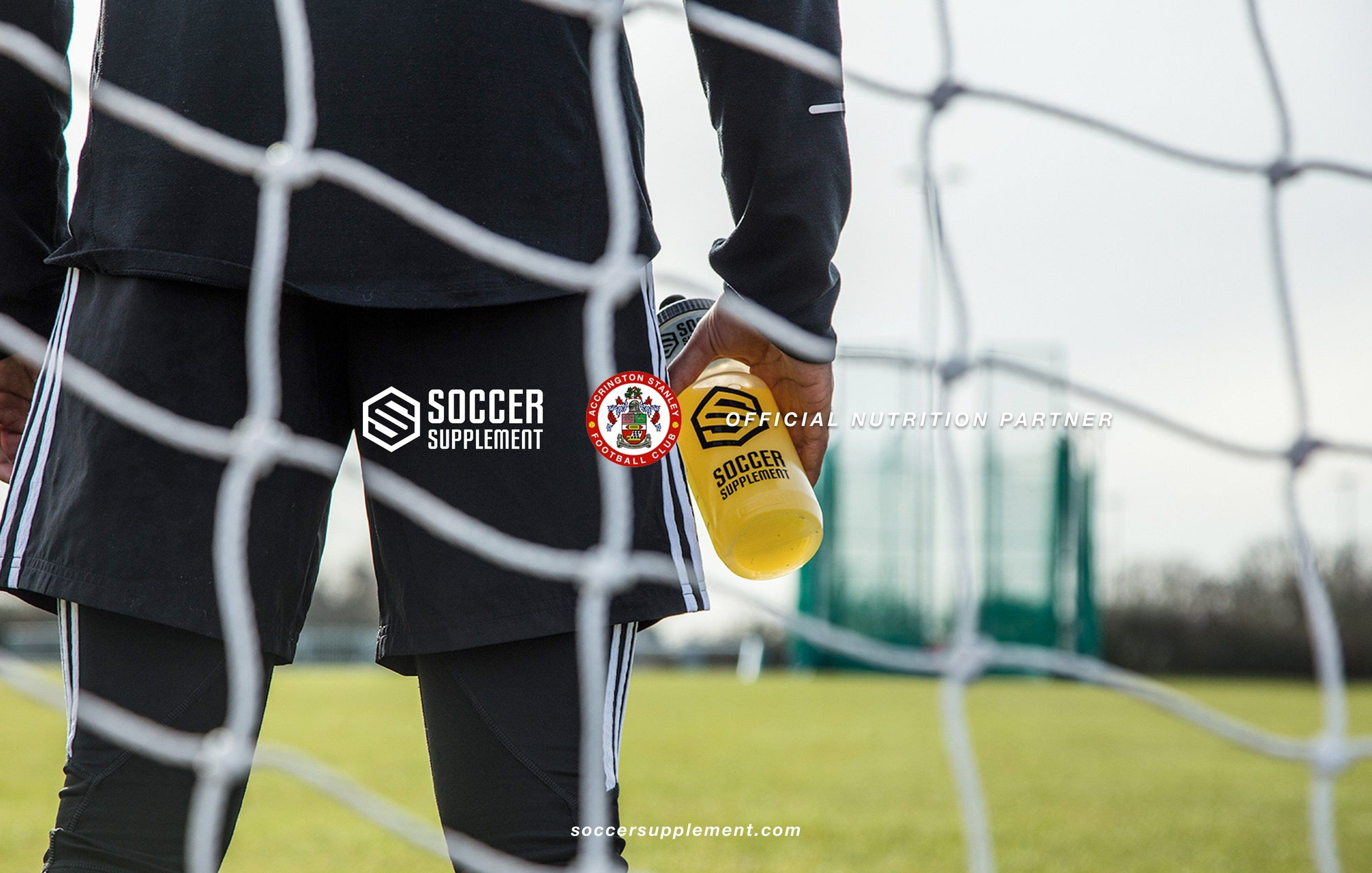 Soccer Supplement become Accrington Stanley's' nutrition partner
