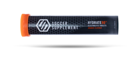 Hydration tablets for football