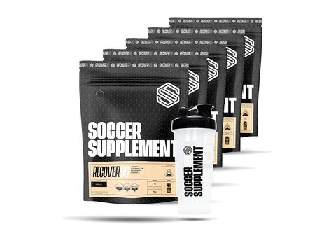 Recovery Shake for Footballers