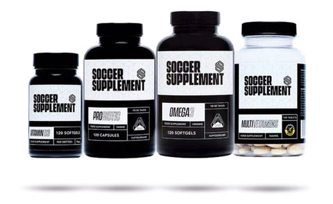 Health Supplements for Footballers