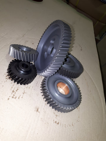 GEARS - Mercedes Benz, Deutz, MAN, Volvo, Scania applications