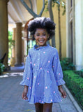 Kids buttercup dress