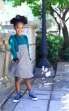 Kids 2 piece shift dress