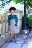 Kids shift dress set