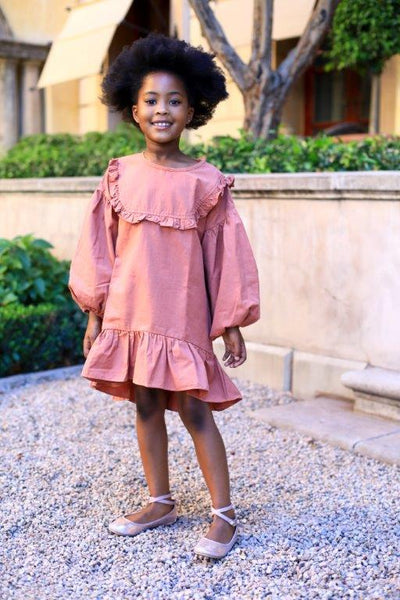 Kids shift dress