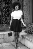 Ladies highwaist skirt