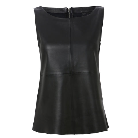 Classic Leather Tank