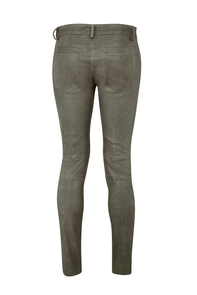 Flora Stretch Pants in Vintage Grey