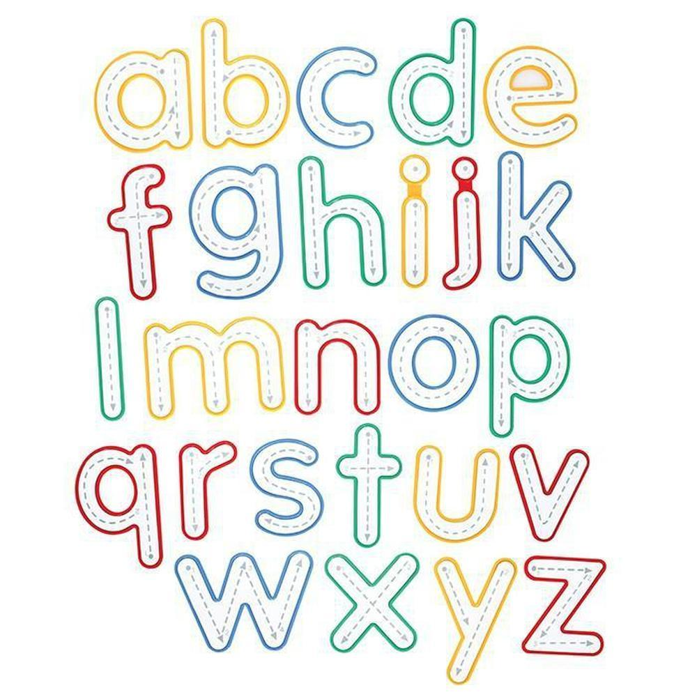 Alphabet Write and Wipe Lowercase-The Creative Toy Shop