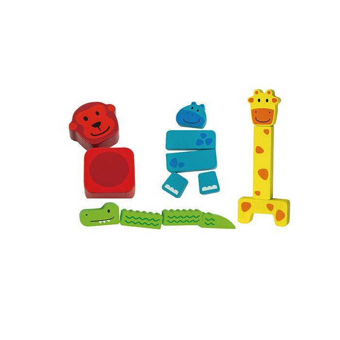 Beleduc Animal Puzzle - Beleduc - The Creative Toy Shop