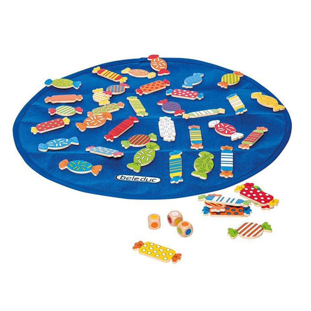 Beleduc Candy-Wooden Games-The Creative Toy Shop