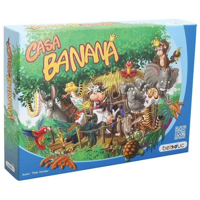 Beleduc Casa Banana - Beleduc - The Creative Toy Shop