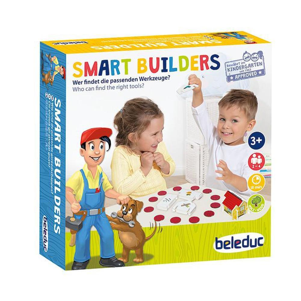 Beleduc Smart Builders - Beleduc - The Creative Toy Shop