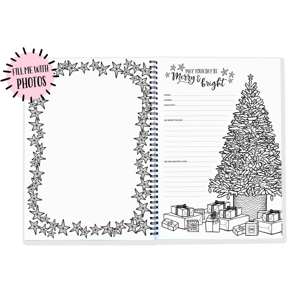 Blueberry Co - Christmas Book - Blueberry Co - The Creative Toy Shop