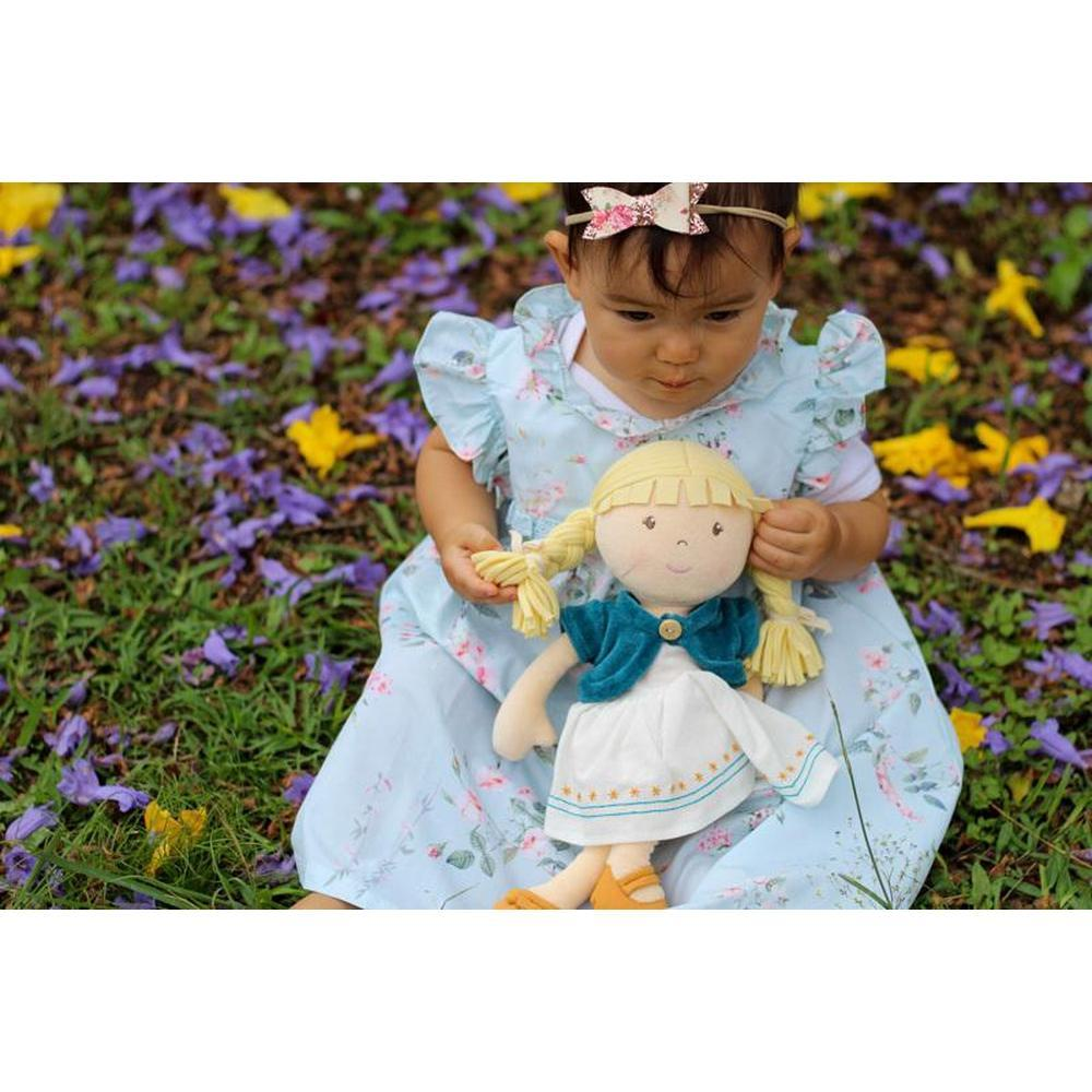 Bonikka Lily Soft Doll-Doll-The Creative Toy Shop