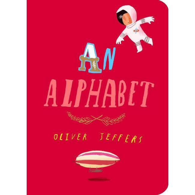 Book - Alphabet Board Book - Harper - The Creative Toy Shop