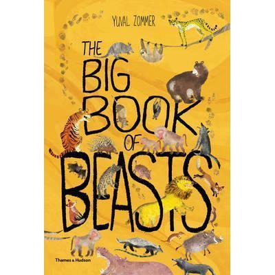 Book - Big Book of Beasts - Harper - The Creative Toy Shop