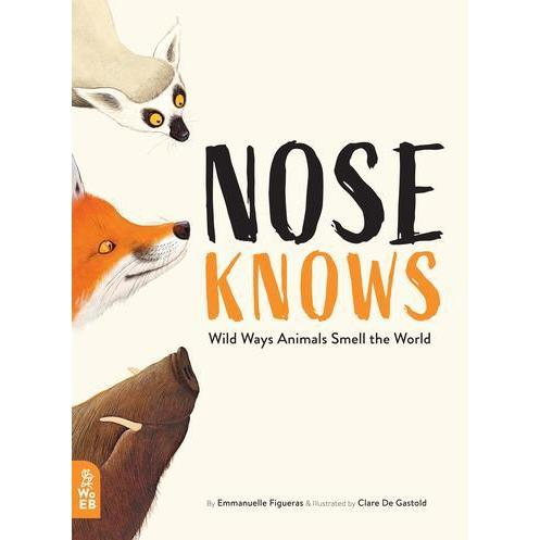 Book - Nose Knows - Harper - The Creative Toy Shop