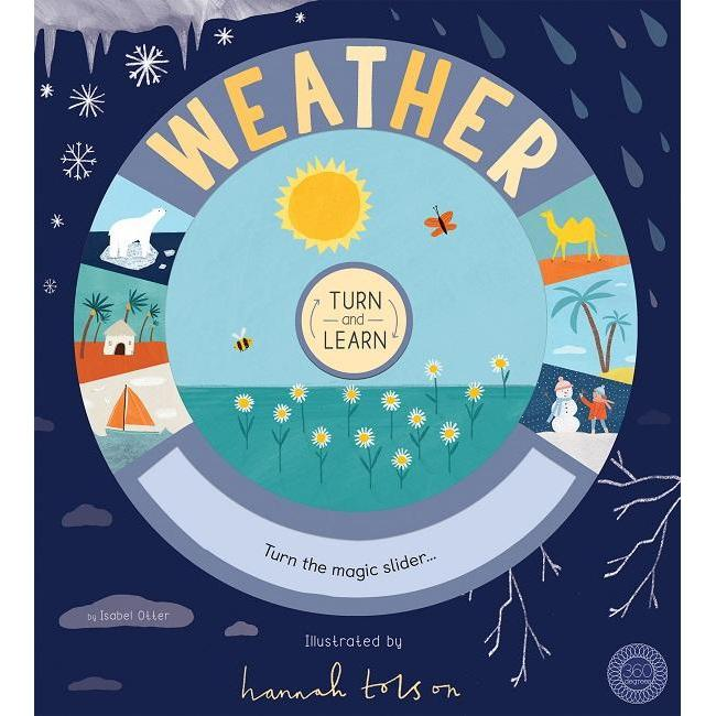 Book - Turn and Learn Weather