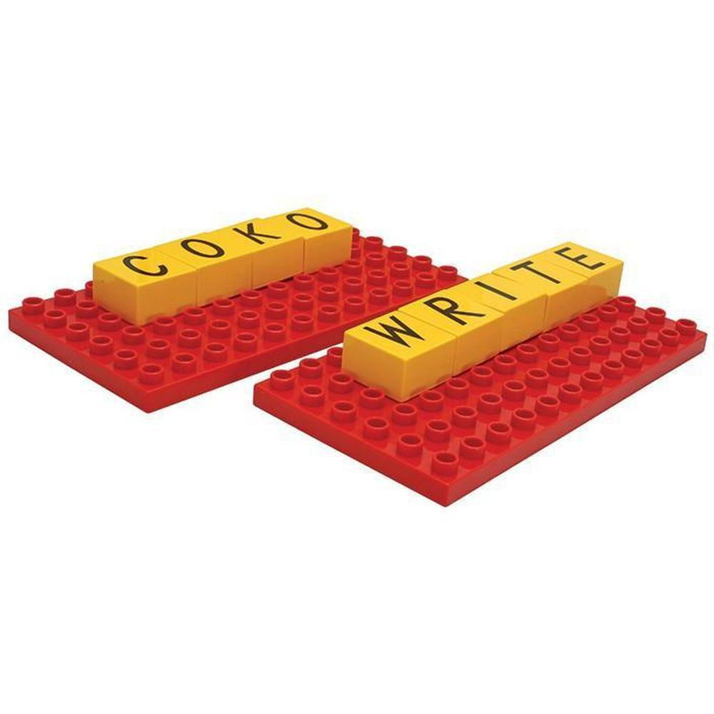 Coko Small Individual Base Plate - Coko - The Creative Toy Shop