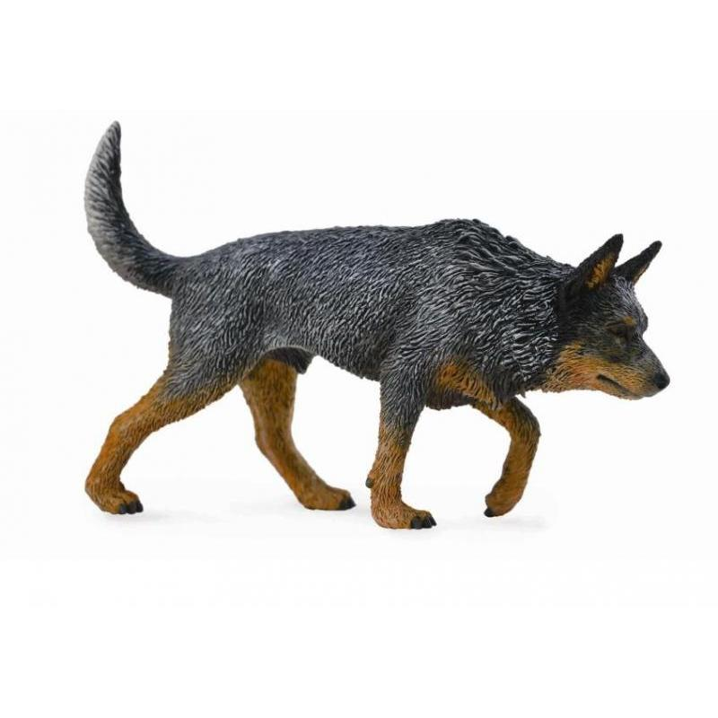 CollectA -  Ash the Australian Cattle Dog - CollectA - The Creative Toy Shop