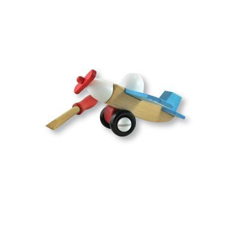 Discoveroo Build-A-Plane-Discoveroo-The Creative Toy Shop