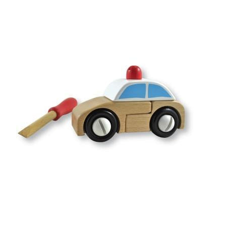 Discoveroo Build-A-Police Car - Discoveroo - The Creative Toy Shop