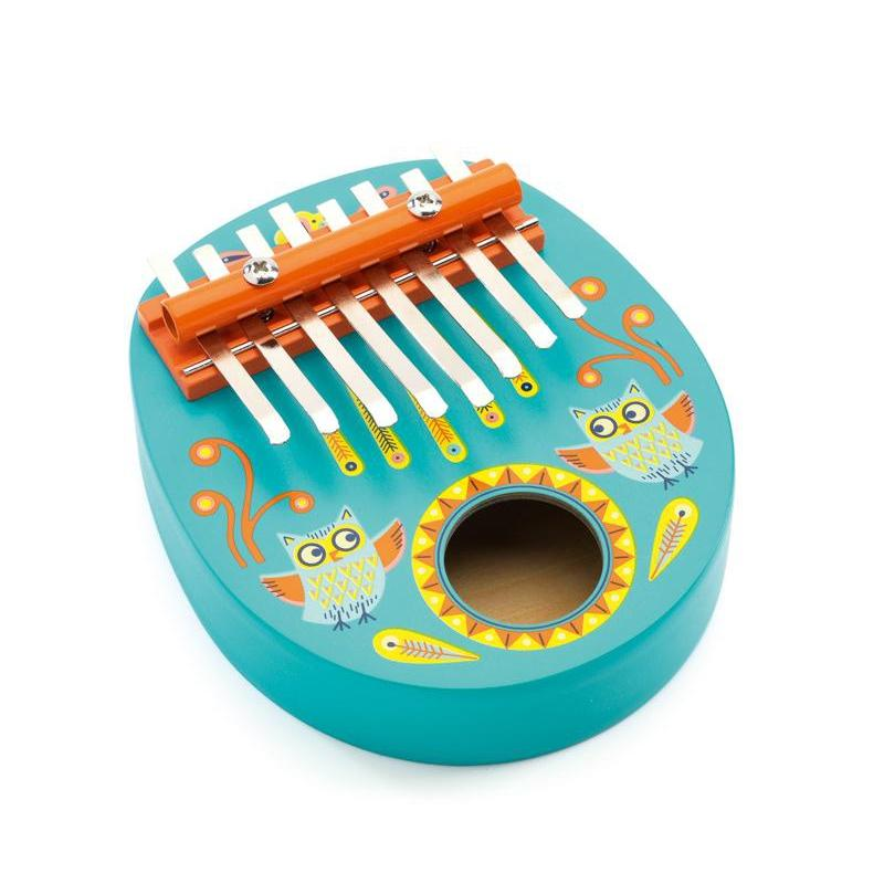Djeco Animambo Kalimba-The Creative Toy Shop