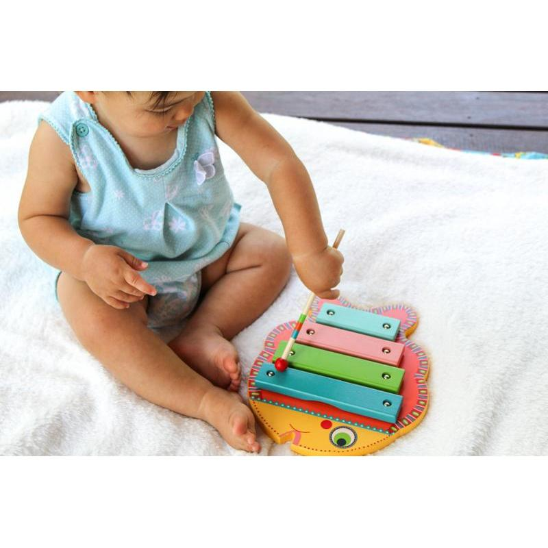 Djeco Animambo Xylophone-The Creative Toy Shop