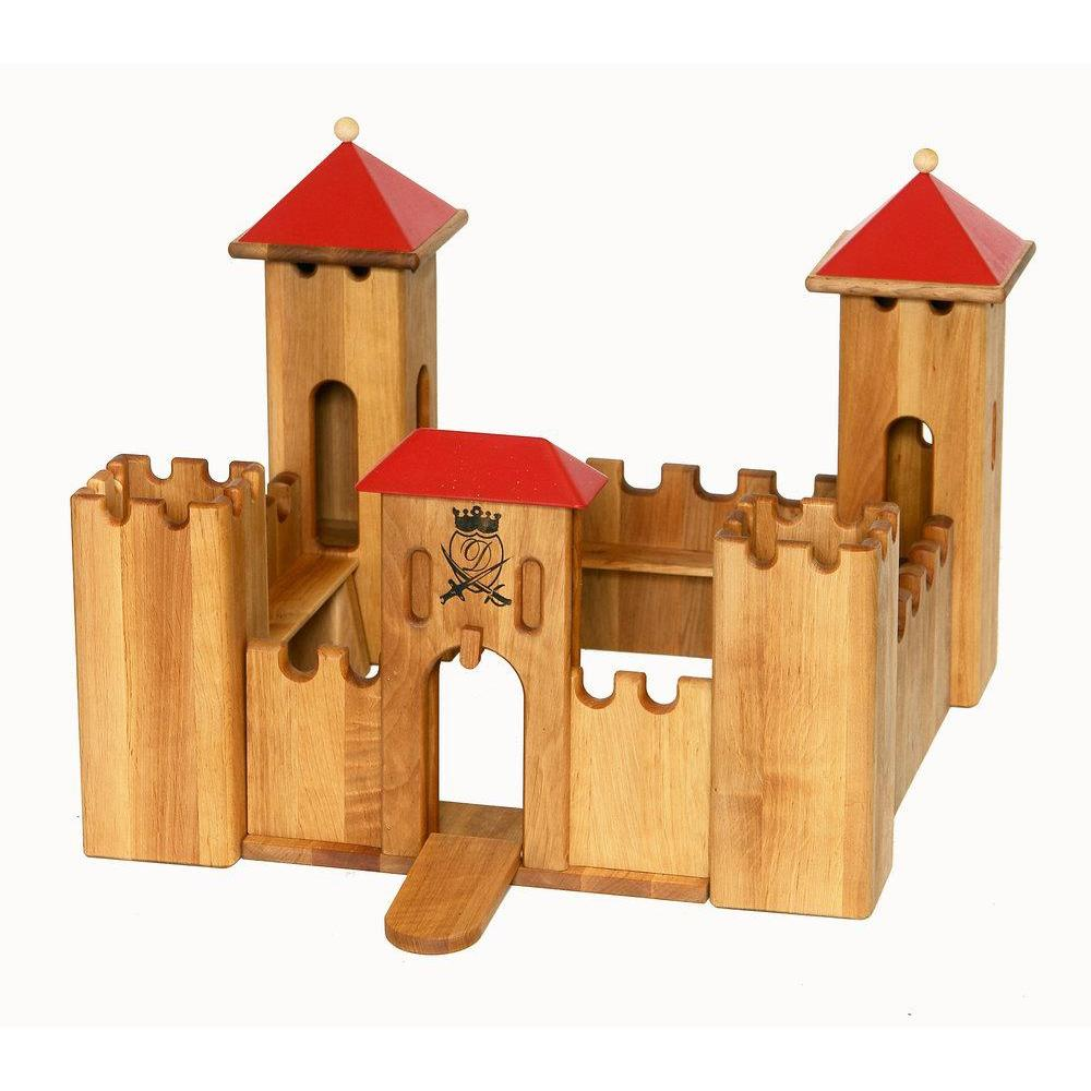 Drewart Small Castle - Drewart - The Creative Toy Shop