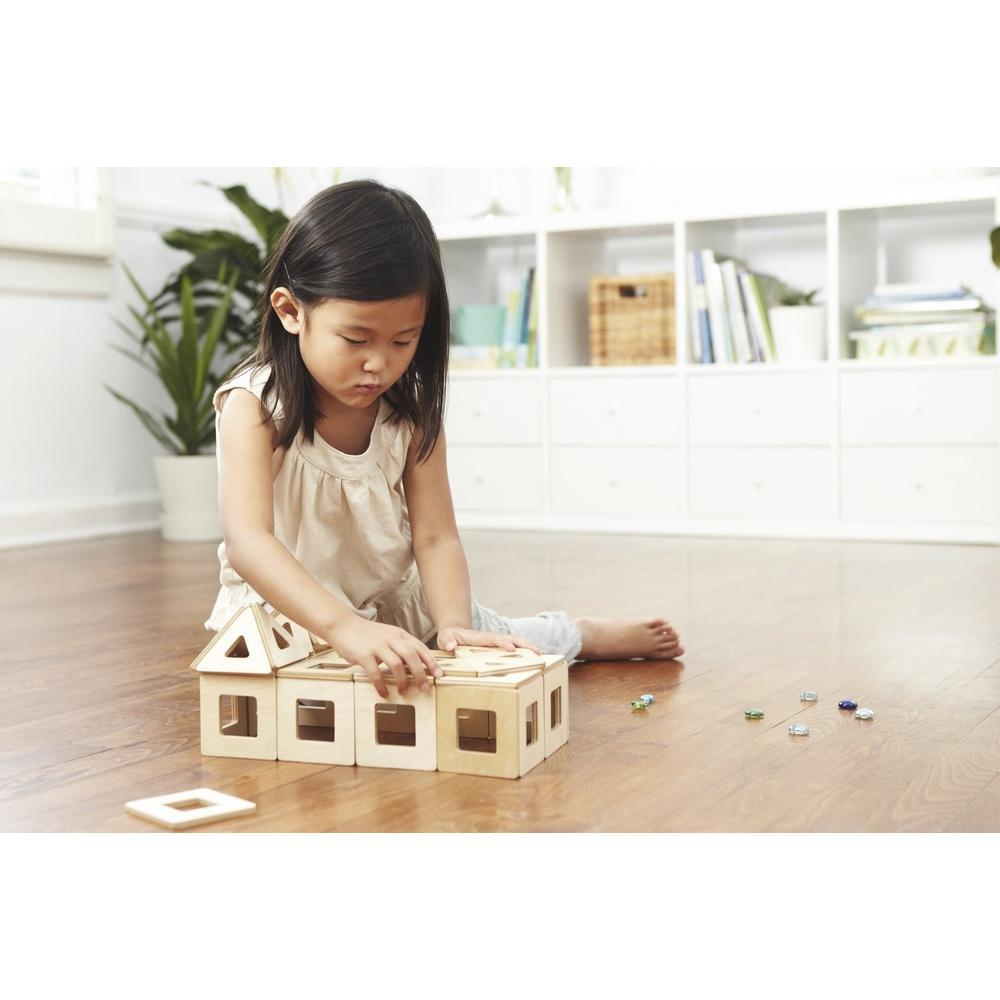 Earth Tiles-Magnetic Building-The Creative Toy Shop