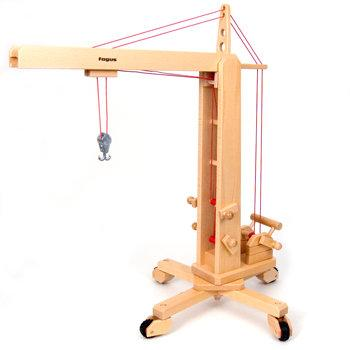 Fagus Wooden Crane - Fagus - The Creative Toy Shop