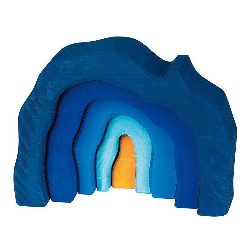Gluckskafer Blue Grotto-The Creative Toy Shop