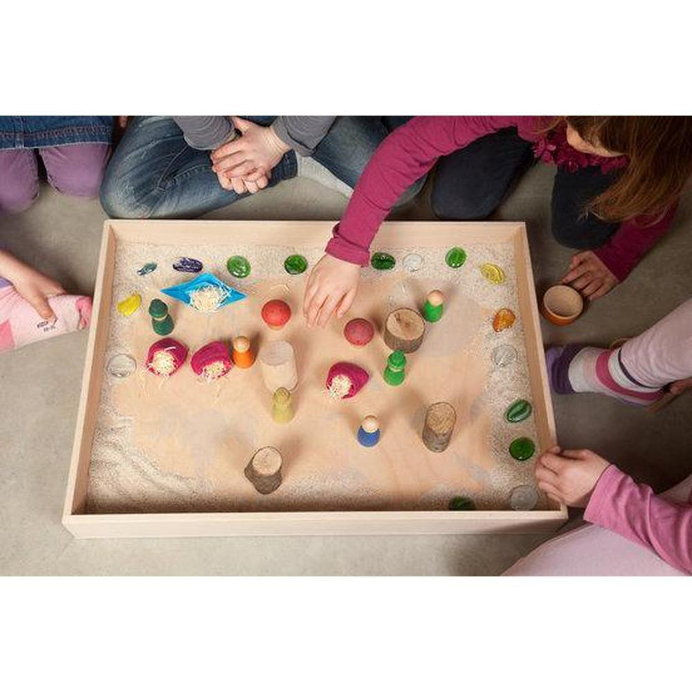 Grapat Natural Box for Games-Building Accessories-The Creative Toy Shop