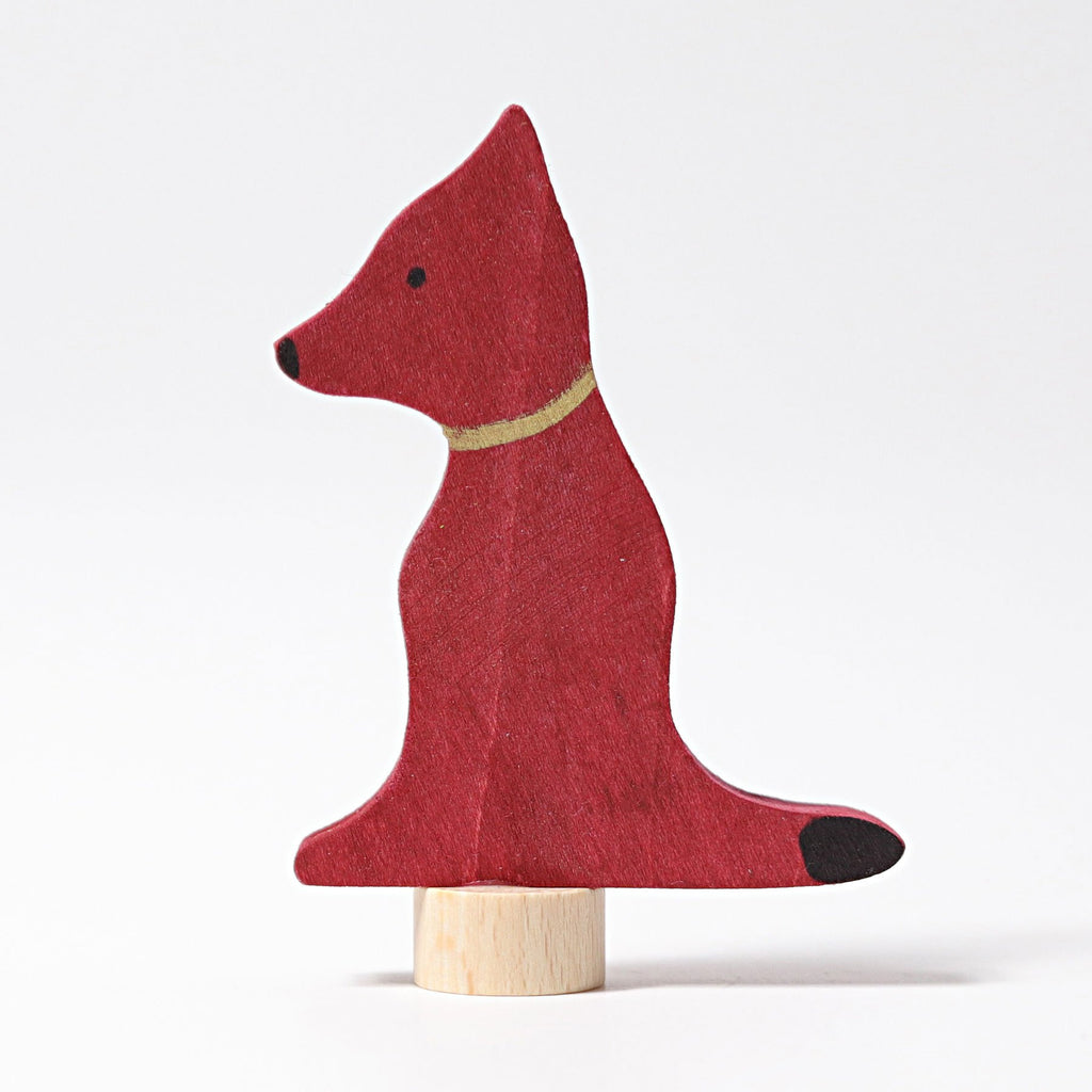 Grimm's Decorative Figure - Dog - Grimm's Spiel and Holz Design - The Creative Toy Shop