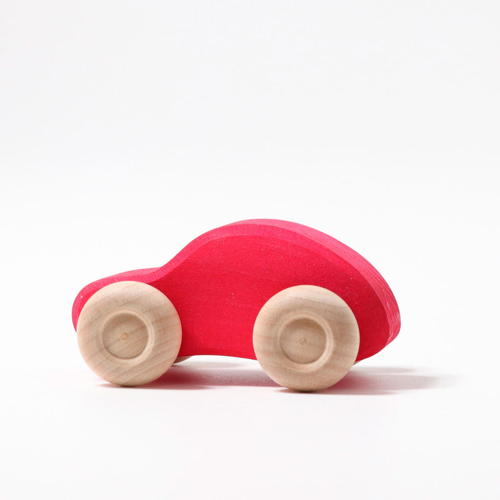 Grimm's Individual Coloured Wooden Cars