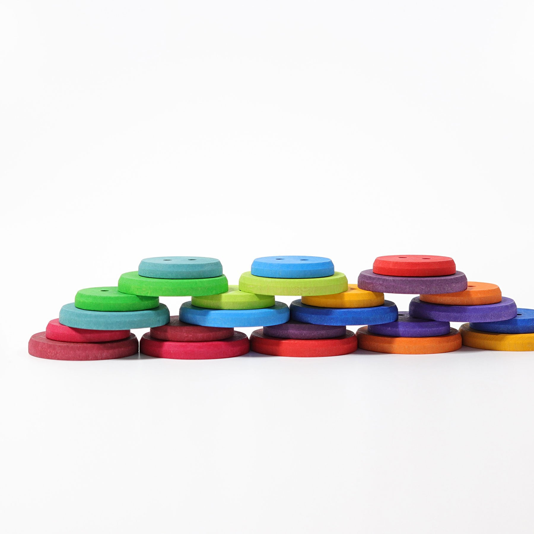 Grimm's Large Buttons for Threading – The Creative Toy Shop