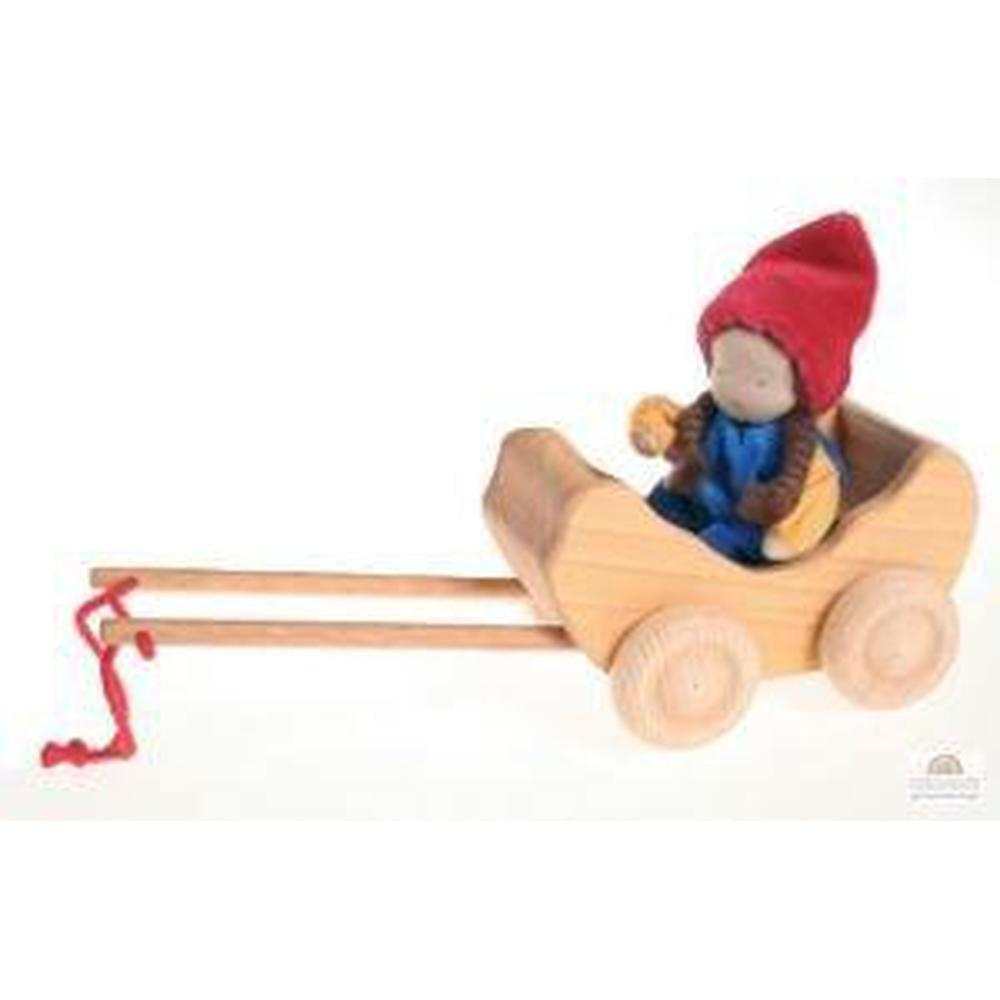 Grimm's Large Cart/Wagon-Building Accessories-The Creative Toy Shop