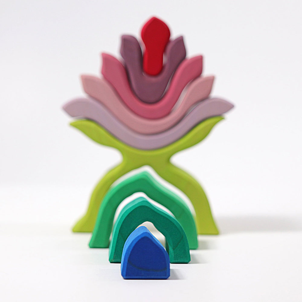 Grimm's Little Flower - Grimm's Spiel and Holz Design - The Creative Toy Shop