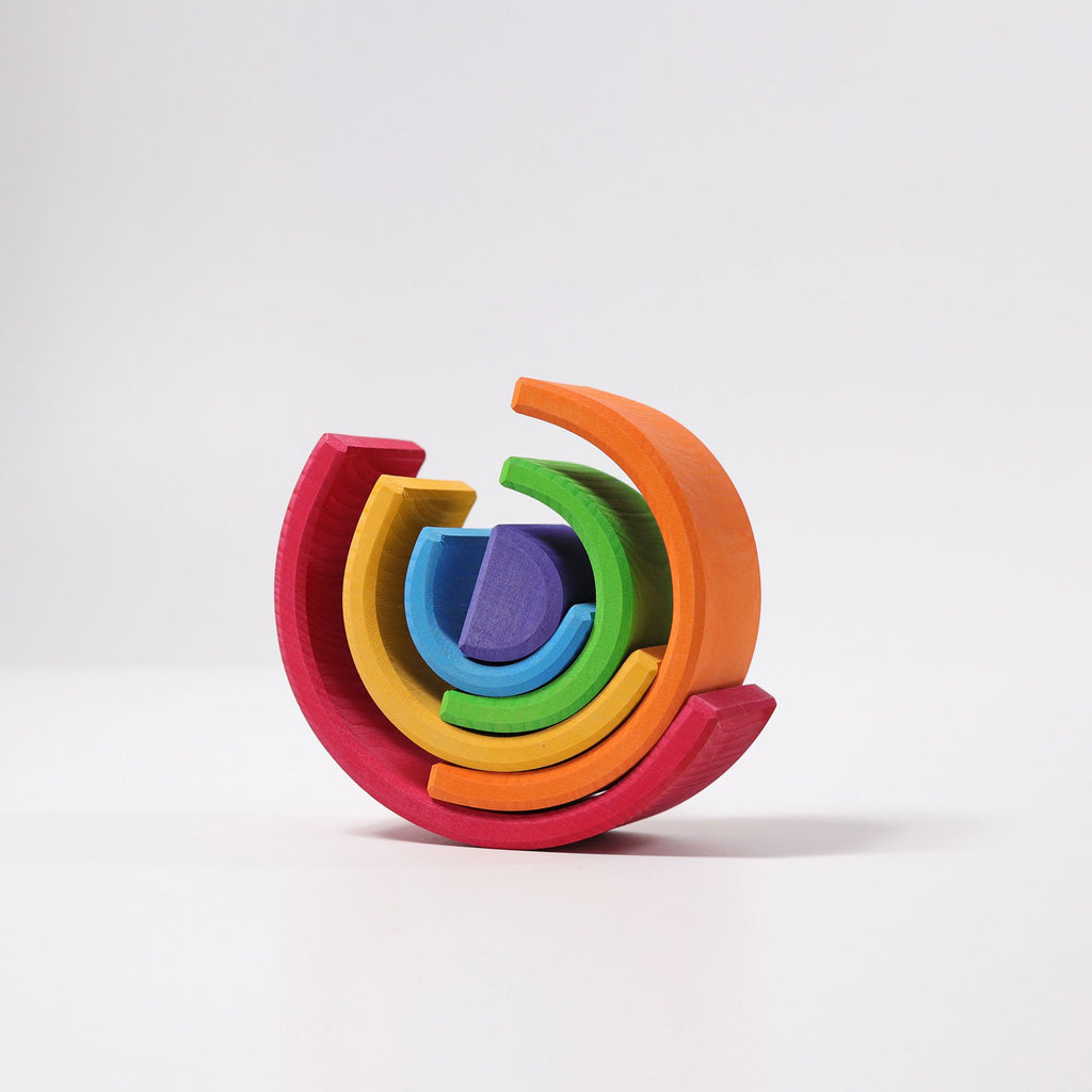 Grimm's Medium Rainbow - Grimm's Spiel and Holz Design - The Creative Toy Shop