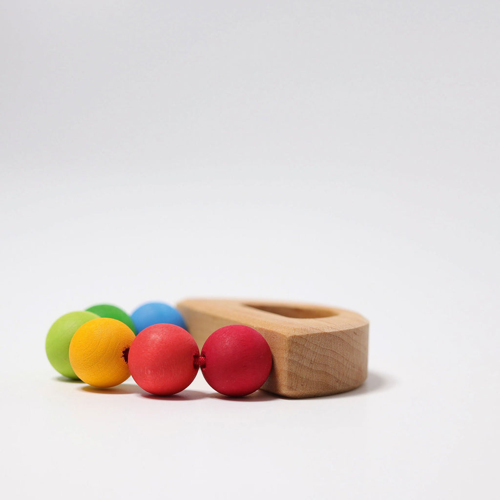 Grimm's Rainbow Boat Grasper-The Creative Toy Shop