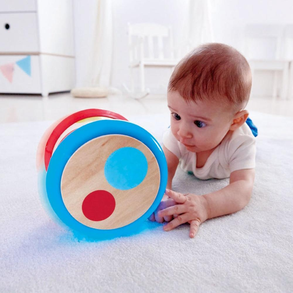 Hape Baby Drum - Hape - The Creative Toy Shop
