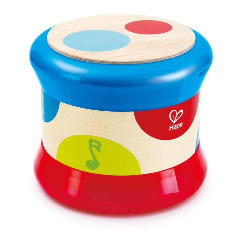 Hape Baby Drum-Musical-The Creative Toy Shop