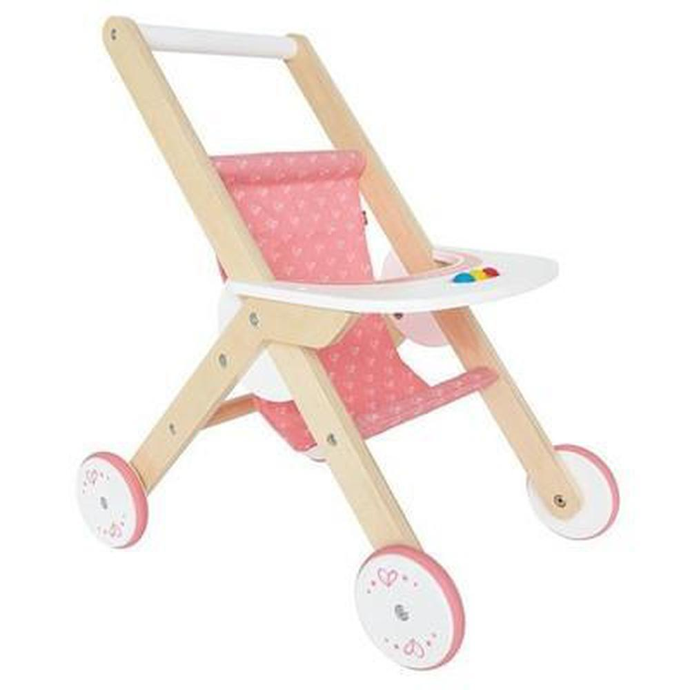 Hape Baby Stroller - Hape - The Creative Toy Shop