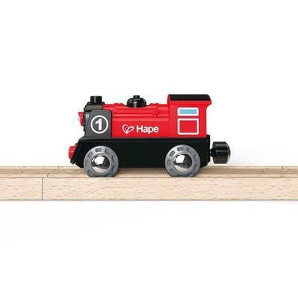 Hape Battery Powered Engine No 1 - Hape - The Creative Toy Shop
