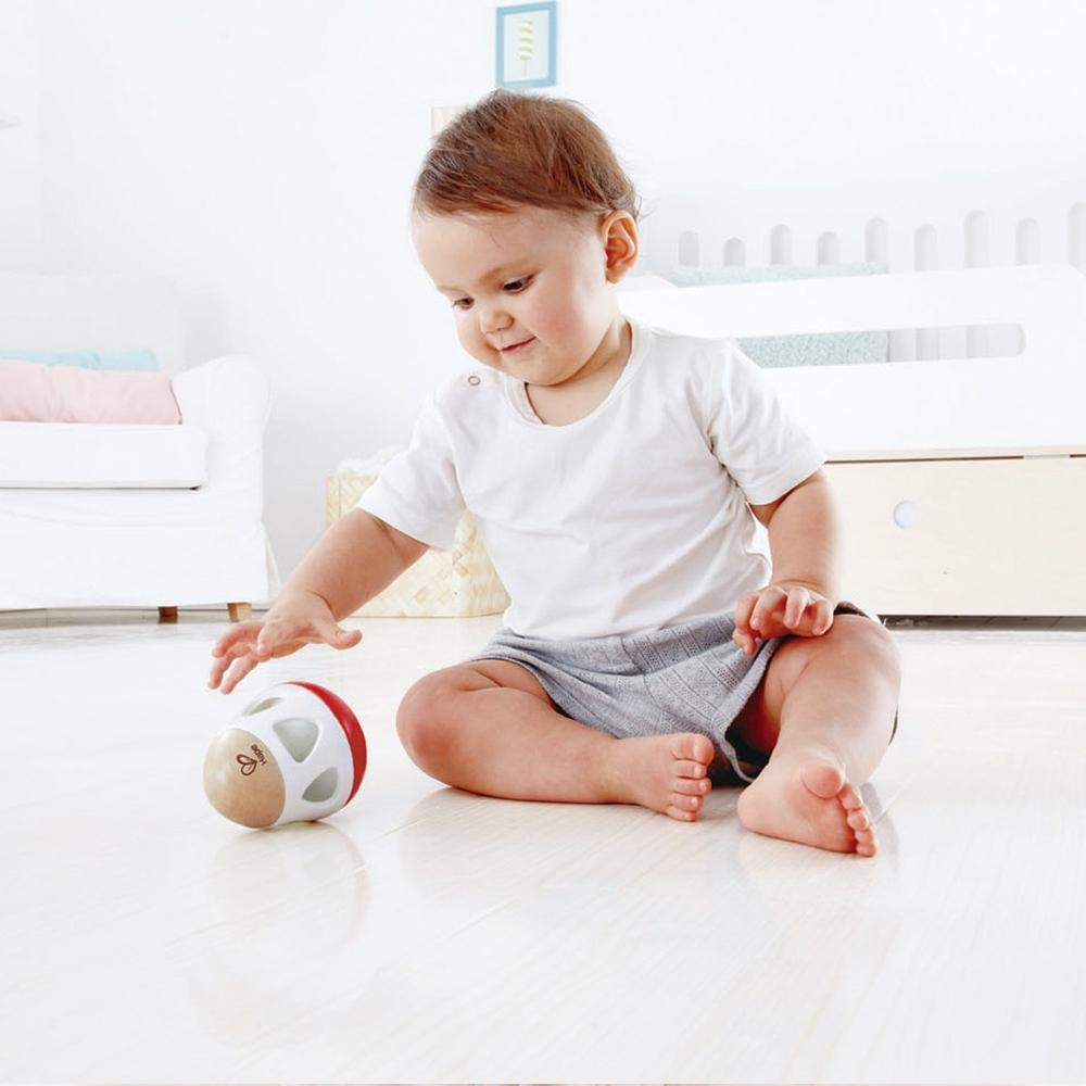 Hape Bell Rattle - Hape - The Creative Toy Shop