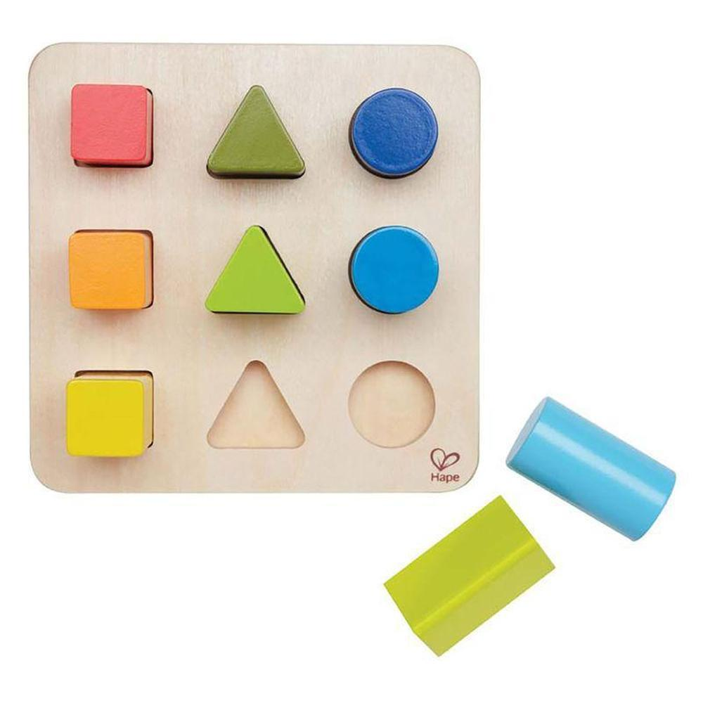 Hape Colour and Shape Sorter - Hape - The Creative Toy Shop