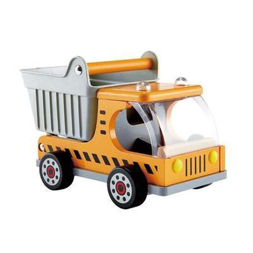 Hape Dump Truck - Hape - The Creative Toy Shop