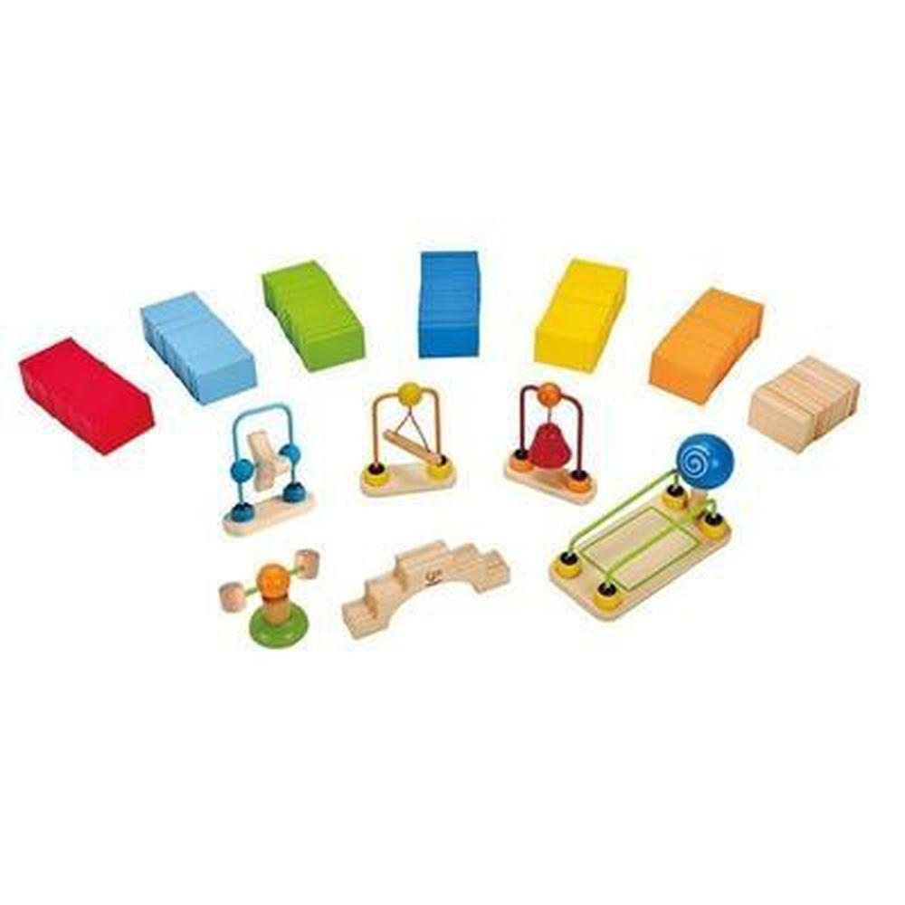 Hape Dynamic Dominoes-Strategy-The Creative Toy Shop
