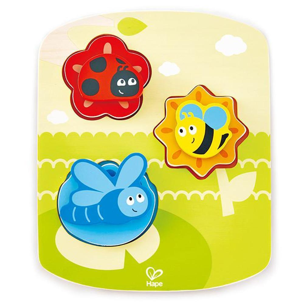 Hape Dynamic Insect Puzzle - Hape - The Creative Toy Shop